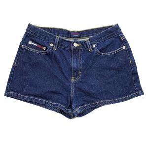 Tommy Jeans Vintage Hipster Jean Shorts Juniors